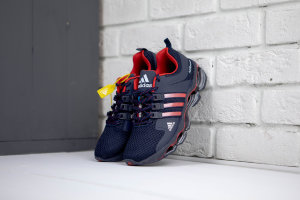 Кроссовки Adidas AdiBounce blue/red