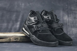 Кроссовки Nike Air Force 270 black/black