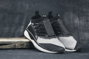 Кроссовки Puma IGNITE black/gray