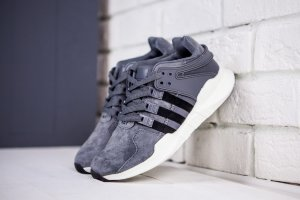 Кроссовки Adidas equipment running support 93 skin dk.grey\white