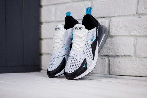 Кроссовки Nike Air Max 270 Flyknit White black