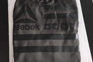 Кофта Reebok gray/black