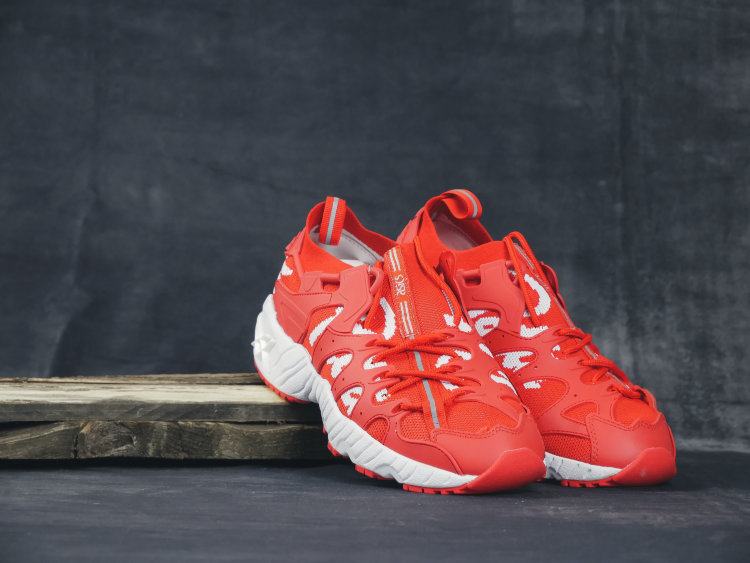 Кроссовки Asics GEL-MAI KNIT red