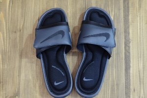 Тапки Nike Comfort Slide all black