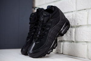 Кроссовки Nike Air Max 95 Sneakerboot 'Blackout'