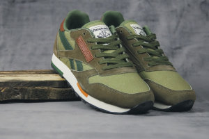 Кроссовки Reebok CL Cleater Utility cargo/green/sandtrap
