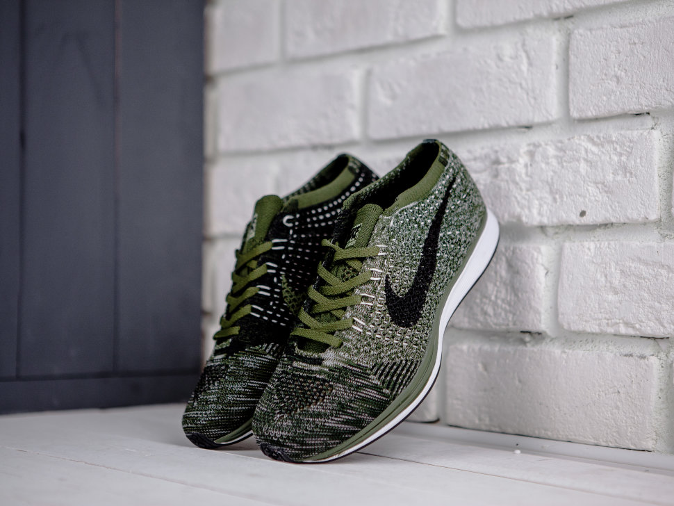 dd4b4a3c5531 promo code for nike flyknit racer olive green f48f2 40299