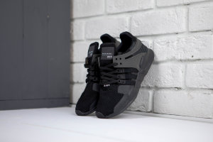 Кроссовки Adidas Equipment Rng Guadance 93 black\black-white