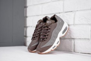 Кроссовки Nike Air Max 95 Coffeе/dk.grey/white