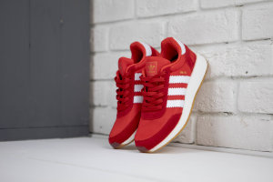 Кроссовки Adidas INIKI RUNNER red