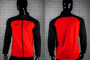 Ветровка Nike Football red/black