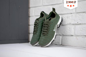Кроссовки AIR MAX PLUS TN ULTRA Army Green