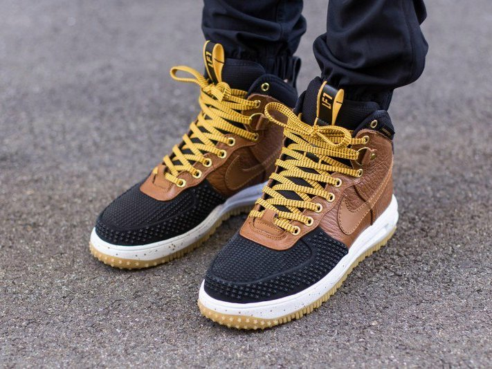 3df6c22a Кроссовки Nike Lunar Force 1 Duckboot