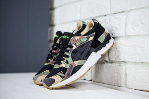 "Кроссовки The Atmos x ASICS Gel Lyte V ""Camouflage"""