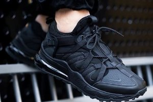 Кроссовки Nike Air Max 270 Bowfin Triple Black