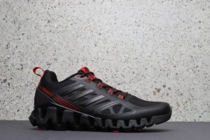 Кроссовки Adidas Alphabounce Terrex black\red
