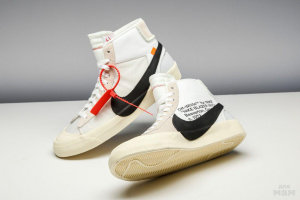 Кроссовки Nike x Off-White Blazer