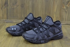Кроссовки Under Armour Charged Phenom 2 black/grey