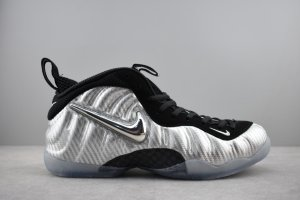 Кроссовки Nike Air Foamposite Pro Silver Surfer