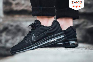 Кроссовки Nike Air Max 2017 All Black
