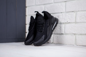 Кроссовки AIR MAX 270 FLYKNIT black