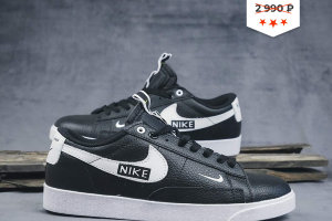 Кеды Nike BLAZER LOW SE black