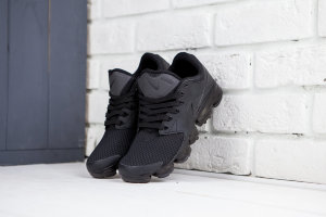 Кроссовки Nike Vapormax flyknit All black