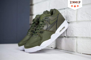 Кроссовки Air Fight 89 army green