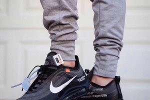 Кроссовки Nike Air Max 97 off-white