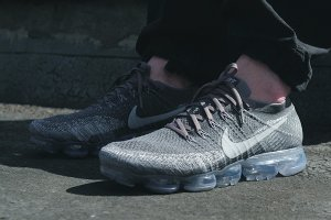 Кроссовки Nike Air VaporMax Pale Grey