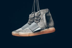 Кроссовки Adidas YEEZY BOOST 750 grey