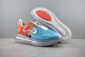 Кроссовки Nike Air max 720 blue\orange