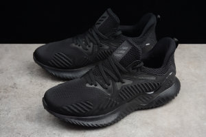 Кроссовки Adidas Alphabounce Beyond all black