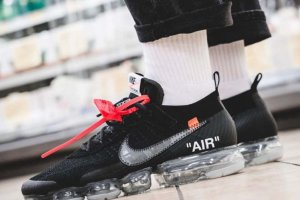 Кроссовки Nike Air VaporMax x OFF-WHITE