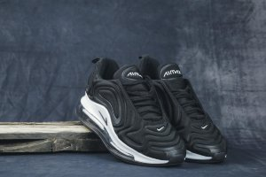 Кроссовки Nike Air Max 720 black/white
