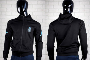 Ветровка Adidas Real Madrid black
