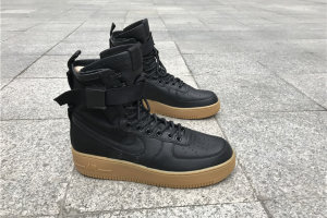 Кроссовки Nike Special Field Air Force 1 black