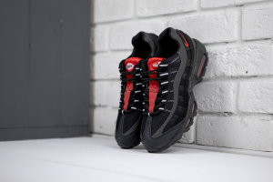 Кроссовки Nike Air Max 95 OG QS Black/red