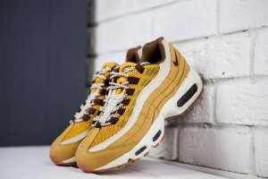 Кроссовки Nike Air Max 95 TU Yellow/Bown