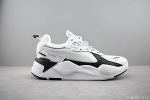 Кроссовки Puma RS-0 RE-INVENTION Black/White