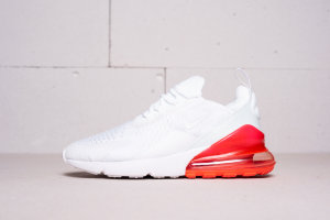 Кроссовки Nike Air Max 270  White\Red