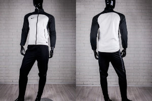 Ветровка Nike Football white/black