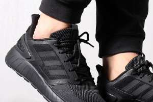 Adidas Neo Run Black