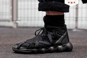 Кроссовки Adidas Y-3 Kyujo High Black