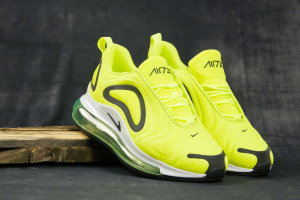 Кроссовки Nike Air Max 720 lime