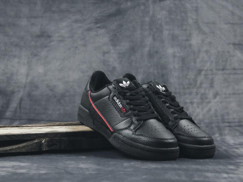 7d5f4c82 Кроссовки Adidas Continental 80 Black
