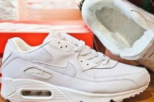 Nike Air Max 90 winter white 1